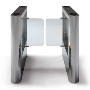 Access control/Turnstiles Access turnstile LOT Porta polished stainless steel