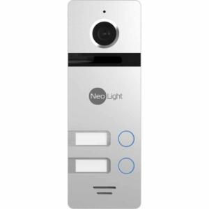 Домофоны/Вызывные видеопанели Вызывная видеопанель Neolight Mega 2 HD silver