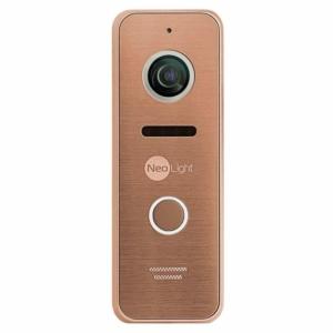 Домофоны/Вызывные видеопанели Вызывная видеопанель Neolight Prime FHD (Pro) bronze