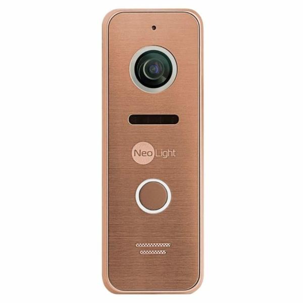 Домофоны/Вызывные видеопанели Вызывная видеопанель Neolight Prime FHD bronze