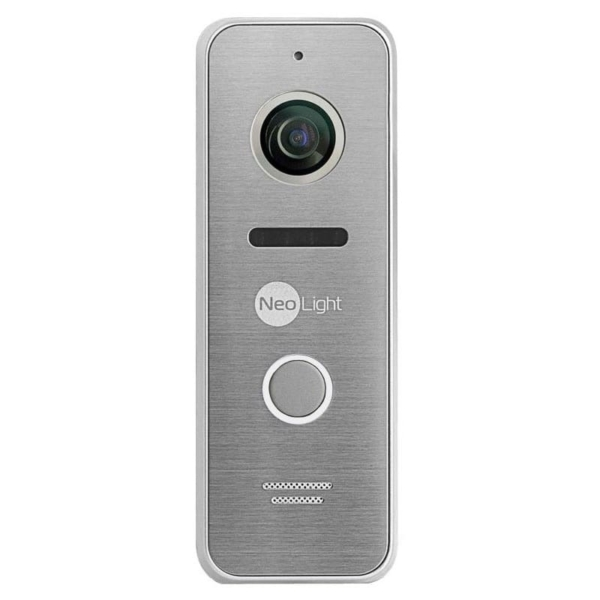 Домофони/Викличні відеопанелі Виклична відеопанель Neolight Prime FHD silver