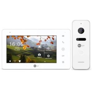 Домофони/Відеодомофони Комплект відеодомофона Neolight Sigma+ HD + Optima FHD white