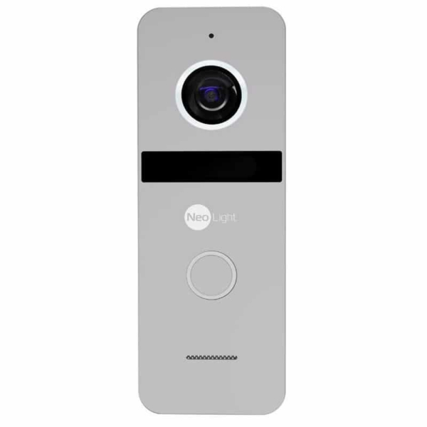 Intercoms/Video Doorbells Video Doorbell NeoLight Solo FHD silver