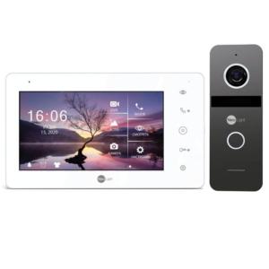 Intercoms/Video intercoms Video intercom kit Neolight Zeta+ HD + Solo FHD graphite