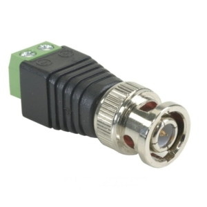 Video surveillance/Connectors, adapters BNC terminal for clamping video А