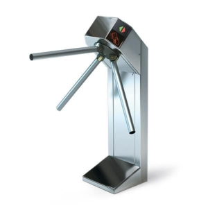 Access control/Turnstiles Tripod Turnstile LOT Expert polished stainless steel