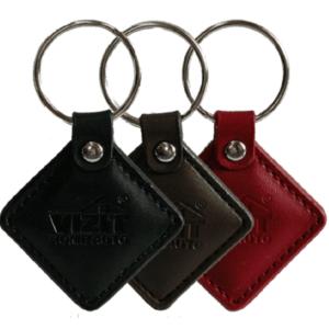 Контроль доступу/Картки, Ключі, Брелоки Брелок Vizit-RF2.2 (black, brown, red)