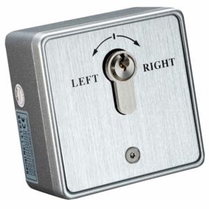 Контроль доступа/Кнопки выхода Кнопка выхода Yli Electronic YKS-851EN