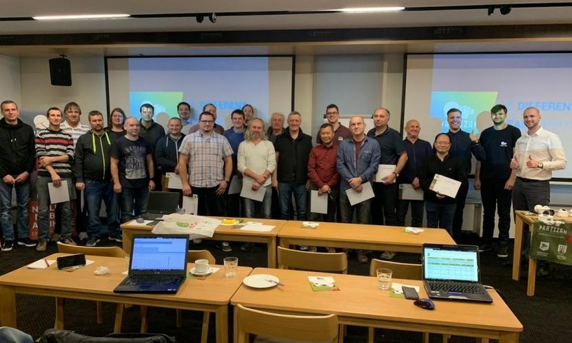 Видеонаблюдение Чешский семинар закрыл сезон больших семинаров 2019