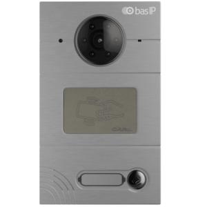 Домофоны/Вызывные видеопанели Вызывная IP-видеопанель BAS-IP AV-01BD grey