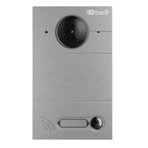 Домофони/Викличні відеопанелі Виклична IP-відеопанель BAS-IP AV-01D grey