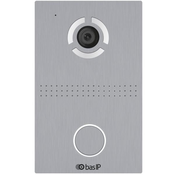 Intercoms/Video Doorbells IP Video Doorbell BAS-IP AV-03D silver