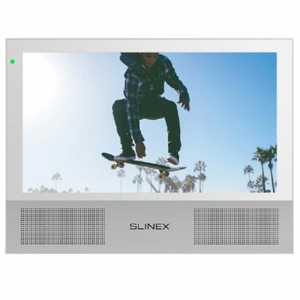 Домофони/Відеодомофони Відеодомофон Slinex Sonik 7 white