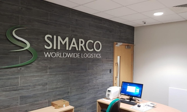 Installation of CCTV and access control at Simarco Logistics