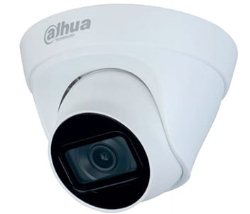 Відеонагляд/Камери відеоспостереження 2 Мп IP-відеокамера Dahua DH-IPC-HDW1230T1P-S4 (2.8 мм)