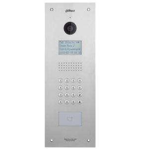 Домофоны/Вызывные видеопанели Вызывная IP-видеопанель Dahua DHI-VTO1210C-X-S1 многоабонентская