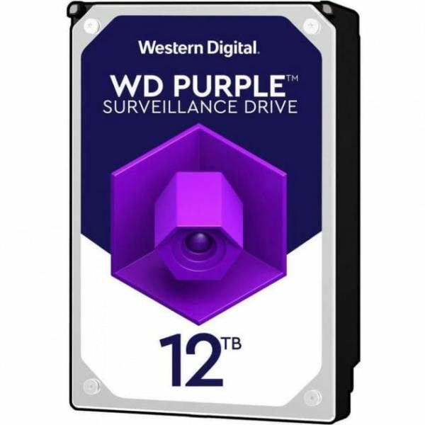 Video surveillance/HDD for CCTV HDD Western Digital Purple WD121PURZ 12 TB