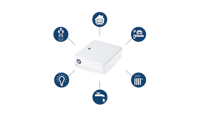 Контроль доступу Огляд ESIM 320 3G - смарт управління воротами і шлагбаумами