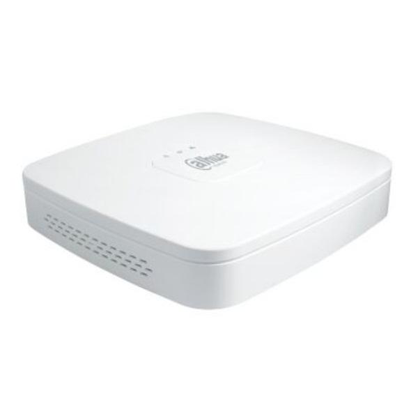 Video surveillance/Video recorders 4-channel NVR Video Recorder Dahua DHI-NVR4104-4KS2/L