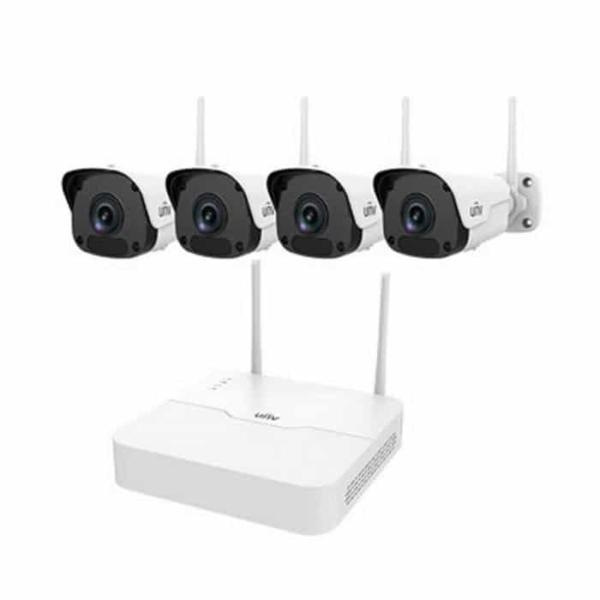 Видеонаблюдение/Комплекты видеонаблюдения Комплект видеонаблюдения Uniview Wi-Fi IP KIT/NVR301-04LB-W/4*2122SR3-F40W-D