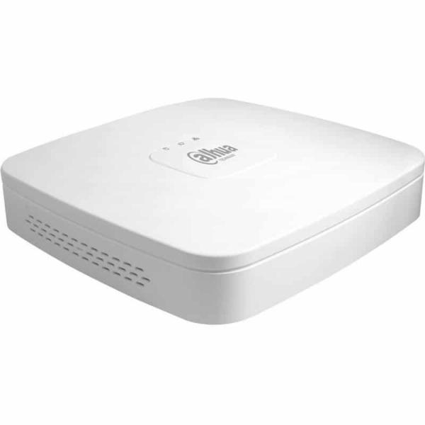 Видеонаблюдение/Видеорегистраторы 8-канальный NVR видеорегистратор Dahua DHI-NVR4108-4KS2/L