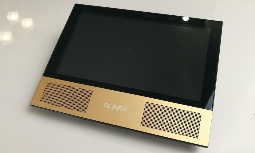 Домофонные системы Обзор видеодомофона Slinex Sonik 7