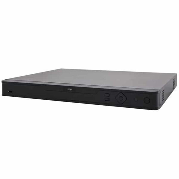 Відеонагляд/Відеореєстратори 32-канальний NVR відеореєстратор Uniview NVR304-32E-B
