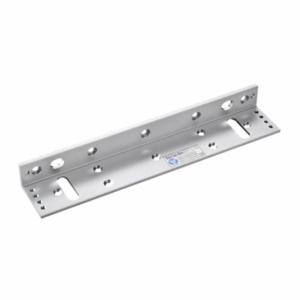 Замки/Аксесуари для електрозамків Кронштейн Yli Electronic MBK-500NL для кріплення електромагнітного замка на вузькі двері