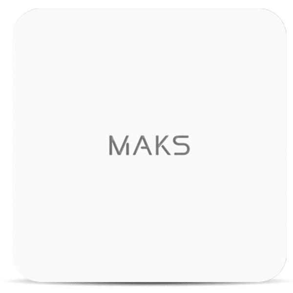 Беспроводная комнатная сирена MAKS Siren white