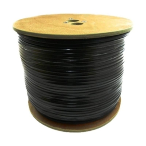 Cable, Tool/Coaxial cable Coaxial cable Atis RG590-CU+2x0.75 PE 305 m cuprum black