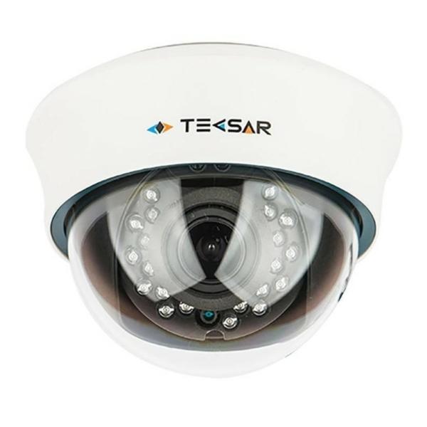 Видеонаблюдение/Камеры видеонаблюдения 2 Мп IP-видеокамера Tecsar IPD-M20-V20-poe