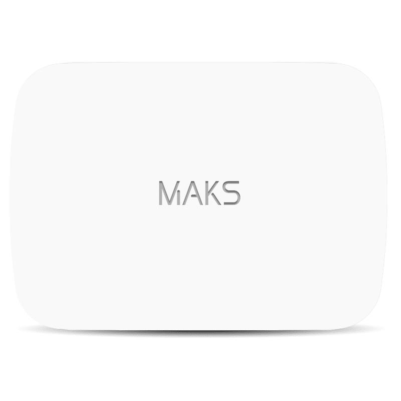 Охоронний центр Maks PRO centre white