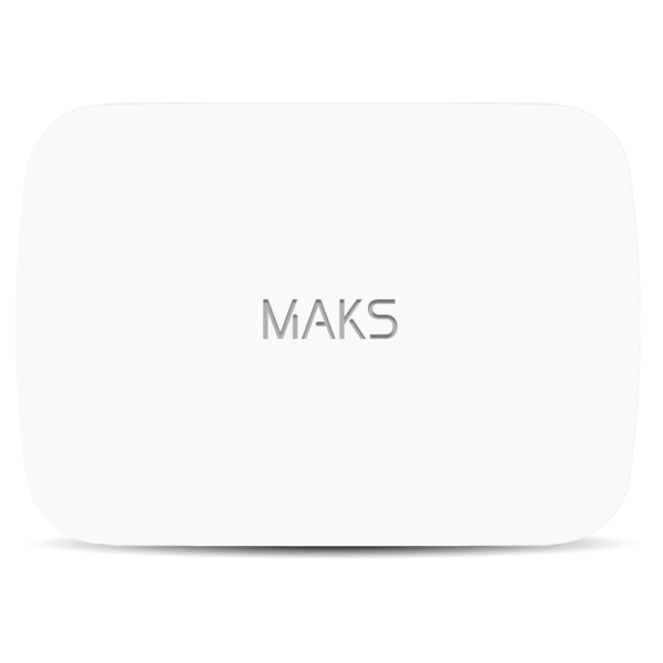 Security Alarms/Control panels, Hubs Security center Maks PRO WiFi centre white