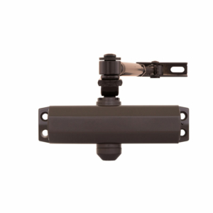 Access control/Closers, Clamps/Door Closers Door closer Ryobi 9903 dark bronze STD ARM up to 65 kg