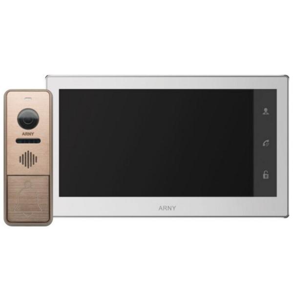 Intercoms/Video intercoms Video intercom kit Arny AVD-7430 white+brown