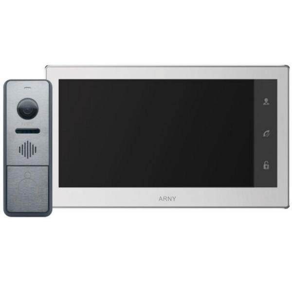 Intercoms/Video intercoms Video intercom kit Arny AVD-7430 white+graphite