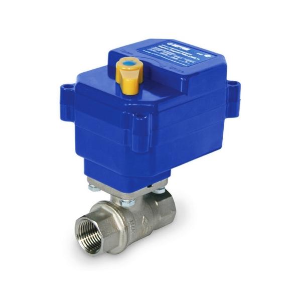 Охоронні сигналізації/Антипотоп Кран кульовий з електроприводом Neptun Bugatti Pro 220В 3/4