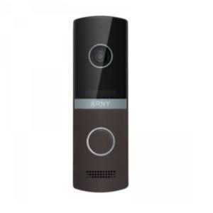 Intercoms/Video Doorbells Video Calling Panel Arny AVP-NG230 2MPX brown