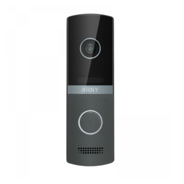Intercoms/Video Doorbells Video Calling Panel Arny AVP-NG230 2MPX graphite