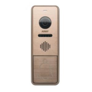 Домофоны/Вызывные видеопанели Вызывная видеопанель Arny AVP-NG440 2MPX bronze