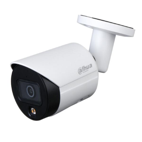 Видеонаблюдение/Камеры видеонаблюдения 4 Мп IP-видеокамера Dahua DH-IPC-HFW2439SP-SA-LED-S2 (3.6 мм)