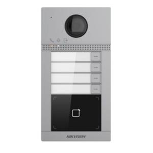 Intercoms/Video Doorbells Wi-Fi IP Video Doorbell Hikvision DS-KV8413-WME1