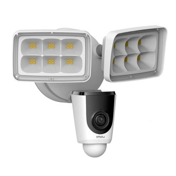 Видеонаблюдение/Камеры видеонаблюдения 2 Мп Wi-Fi IP-видеокамера Imou Floodlight Cam (Dahua IPC-L26P)