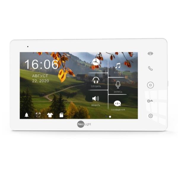 Домофоны/Видеодомофоны Wi-Fi Видеодомофон Neolight Sigma+ HD WF