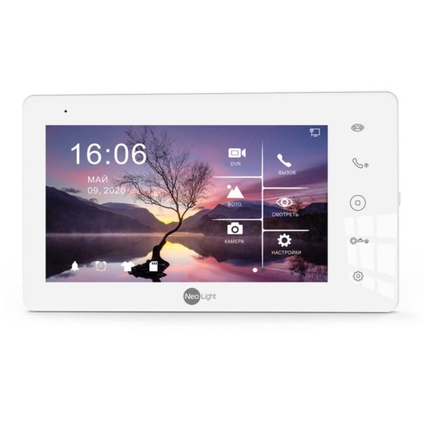Домофоны/Видеодомофоны Wi-Fi Видеодомофон Neolight Zeta+ HD WF
