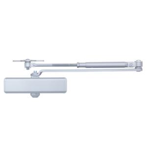 Контроль доступу/Дотягувачі, Фіксатори/Дотягувачі дверей Дотягувач дверей Ryobi 8853 silver UNIV ARM до 65 кг