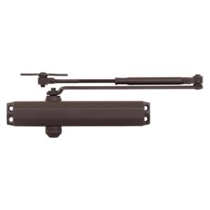 Access control/Closers, Clamps/Door Closers Door closer Ryobi D-2005V dark bronze UNIV ARM up to 100 kg
