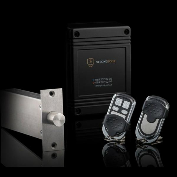 Замки/Скрытые замки Скрытый замок StrongLock SL-1 (комплект с радиобрелоками)