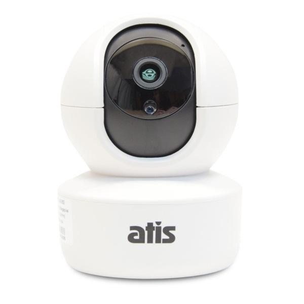 Видеонаблюдение/Камеры видеонаблюдения 2 Мп поворотная Wi-Fi IP-видеокамера Atis AI-262T