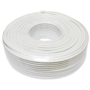 Cable, Tool/Coaxial cable Coaxial cable Atis RG660 305 m bimetallic white